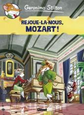 Geronimo Stilton -10- Rejoue-la nous, Mozart !