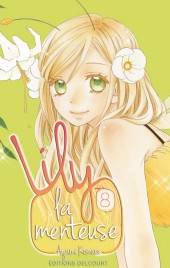 Lily la menteuse -8- Tome 8