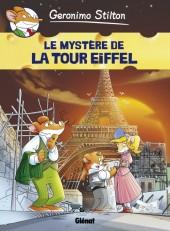 Geronimo Stilton -11- Le mystère de la Tour Eiffel