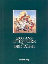 2000 ans d'histoire -5- 2000 ans d'histoire de la Bretagne