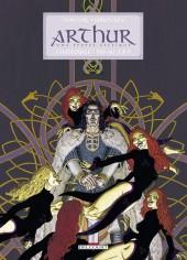 Arthur (Chauvel/Lereculey) -INT3- Tomes 7 à 9