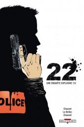 22 -1- Une enquête explosive 1/2