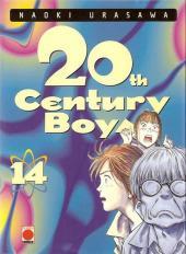 20th Century Boys -14- Tome 14
