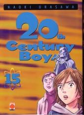 20th Century Boys -15- Tome 15