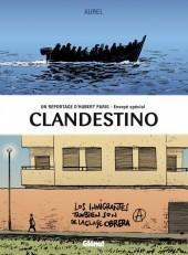 Clandestino (Aurel) - Un reportage d'Hubert Paris - Envoyé spécial