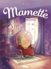 Mamette -6- Les papillons