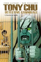Tony Chu - Détective cannibale -8- Recettes de famille