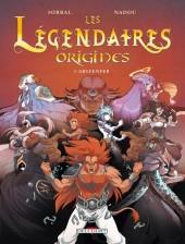 Les légendaires - Origines -3- Gryfenfer
