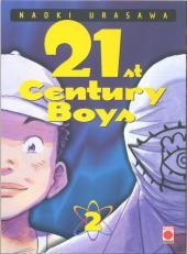 21st Century Boys -2- Tome 2