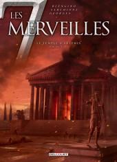 Les 7 merveilles -4- Le Temple d'Artémis - 356 av. J.-C.