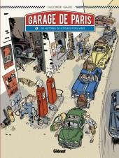 Garage de Paris -1- Dix histoires de voitures populaires