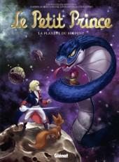 Le petit Prince - Les Nouvelles Aventures -24- La planète du Serpent