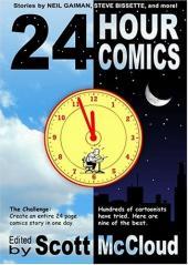 24 Hour Comics (2004) - The challenge
