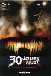 30 jours de nuit -2- Jours sombres