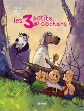 Les 3 petits cochons (Morinière) - Les 3 petits cochons