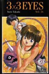 3x3 Eyes -26- Volume 26