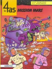 Les 4 as -42- Mission Mars