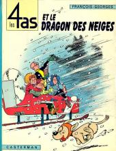 Les 4 as -7- Les 4 as et le dragon des neiges