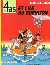 Les 4 as -9- Les 4 as et l'île du robinson