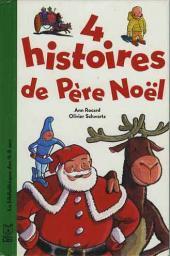 (AUT) Schwartz -1- 4 histoires de Père Noël