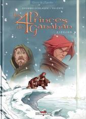 Les 4 princes de Ganahan -3- Filien