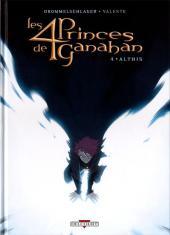 Les 4 princes de Ganahan -4- Althis