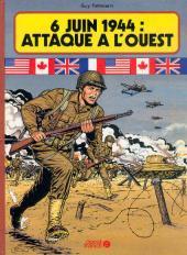 6 juin 1944 : attaque à l'Ouest