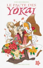 Le pacte des Yôkai -3- Tome 3
