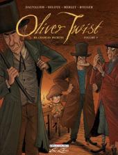 Oliver Twist (Dauvillier/Deloye) -3- Volume 3