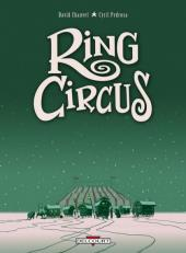 Ring Circus -INT- Intégrale