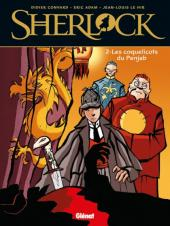 Sherlock (Convard & Le Hir) -2- Les Coquelicots du Penjab