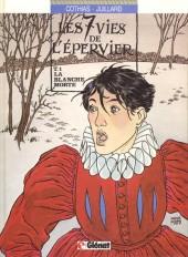 Les 7 Vies de l'Épervier -1b1986- La blanche morte