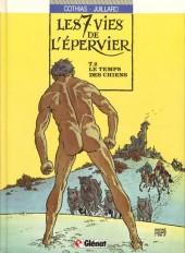 Les 7 Vies de l'Épervier -2a1986- Le temps des chiens