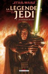 Star Wars - La légende des Jedi -4- Les Seigneurs des Sith