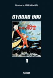 Cyborg 009 -1- Tome 1