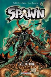 Spawn (Delcourt) -6- Évolution
