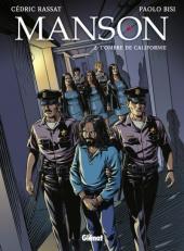 Manson -2- L'Ombre de Californie