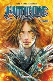 Witchblade (Delcourt) -3- Fugitive