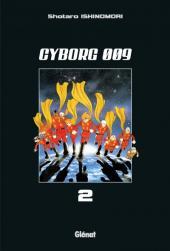 Cyborg 009 -2- Tome 2