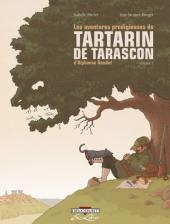 Tartarin de Tarascon, d'Alphonse Daudet (Les aventures prodigieuses de) -1- Volume 1