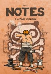 Notes -3- La viande c'est la force