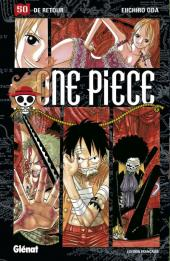 One Piece -50- De retour