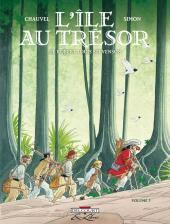 L'Île au trésor (Simon) -3- Volume 3