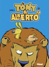 Tony & Alberto -9- Africanin