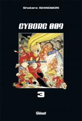 Cyborg 009 -3- Tome 3