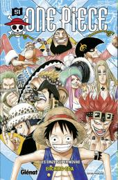 One Piece -51- Les onze supernovae