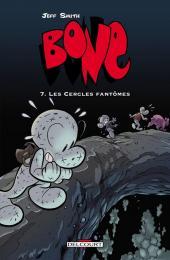 Bone (Delcourt, en couleurs) -7- Les Cercles fantômes