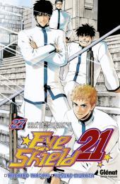 Eye shield 21 -27- Seijîro Shin contre Sena Kobayakawa
