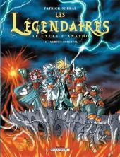 Les légendaires -11- Le Cycle d'Anathos : Versus Inferno