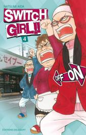Switch Girl !! -4- Tome 4